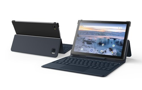 Android Tablet 2in1, 4G VoLTE, OctaCore 1.6Ghz, 3GB RAM, 32GB Memory with Keyboard