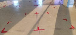 Ceramic Residential Building Vetrified Floor Tiles service, For Indoor, Anti-Skidding