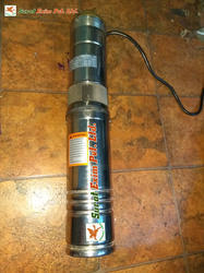 0.5 hp Solar DC Submersible Water Pump, Max Flow Rate: 0.3 - 1.5 M3/hr