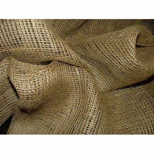 Brown Jute Hessian Cloth
