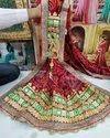 Marwadi Chunri Stole