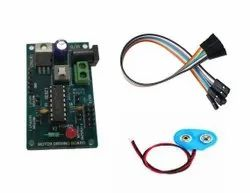 DIP L293D Motor Driver Module With Voltage Protection, For Electronics