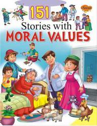 151 Stories With Moral Values Book