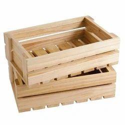 Hardwood Crate