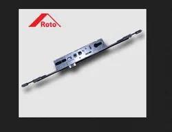 Roto Silver mvd door lock-h600, bs35/8/92/l404
