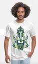 Male A2 Design Ganesh Utsav Printed T-shirt