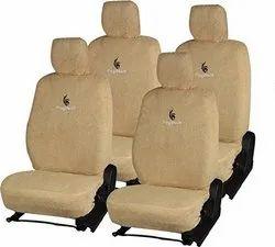 Hatchbavk Cars Brown Towel car seat covers