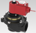 Flame Proof Pulse Valve