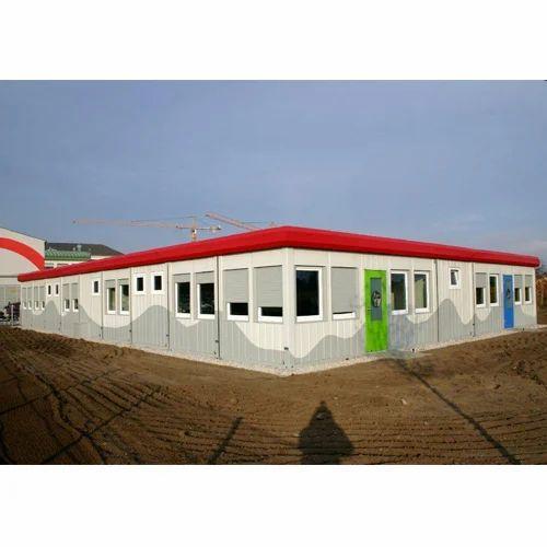 Prefabricated Buildings Service, Pre-Engineered Building