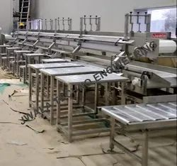 2 Tier Inspection Conveyor