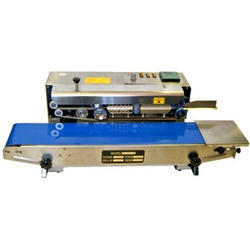 Horizontal Continuous Band Sealer (Imported make)