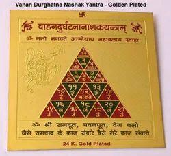 Vahan Durghatna Nashak Yantra