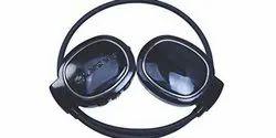 Wireless Black Lapcare Life Bluetooth Headset, V3.0