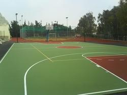 Basket Ball Flooring
