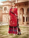 Fancy Designer Cotton Salwar Kameez Suit