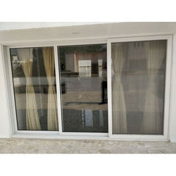 Aluminum Sliding Three Door