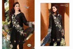 Decent Vol No-7 Georgette Salwar Suit