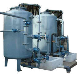 Fluoride Removal Water Plant