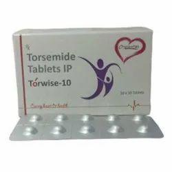 10 mg Torsemide Tablets IP