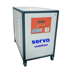 also available in Semi Automatic Mild Steel 5KVA Servo Voltage Stabilizer