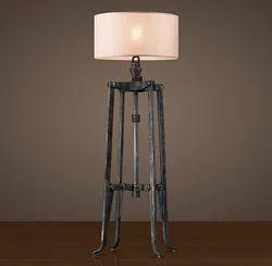 Industrial Floor Lamp