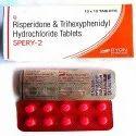 Risperidone & Trihexyphenidyl Tablets (Spery)