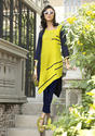 PR Fashion New Readymade Straight Kurti
