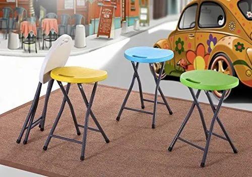 Tremendous Parasnath Portable Plastic Folding Metal Leg Step Stool Pabps2019 Chair Design Images Pabps2019Com