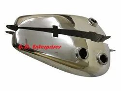 Indian Chief Pre War 1930's Aluminum Alloy Gas Fuel Petrol Tank (Brand New)