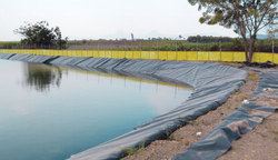 Drainage Lining Geomembrane