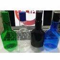 120 ml Plastic Hair Oil Bottle