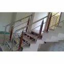 SS Stairs Railing