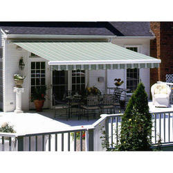 Outdoor Shade Awnings
