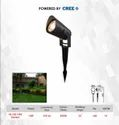 Garden Spike Light