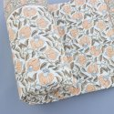 Quilt Pattern Moodern Handmade Quilt Kit Hand Block Print Double Bed Jaipuri Rajai
