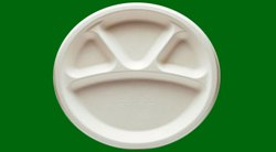 Grabeco 12 Inch 4CP Round Plate