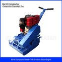 5 HP Earth Compactor