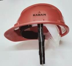 Safety Helmet Nape Strap Red