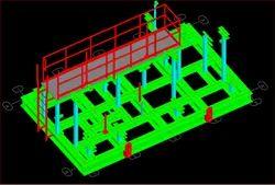 3D Intelligent Structural  Modeling Service