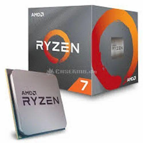 Amd Ryzen 7 3700x Processor Memory Size 64gb Rs 29800 Piece Omkar Enterprises Id 21362490597