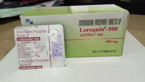 chloroquine kit