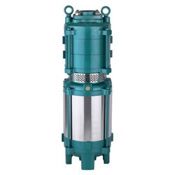 Single-stage Pump 7.5hp 5 HP Vertical Open Well Submersible Pump