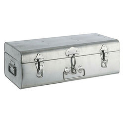 Steel Storage Trunk