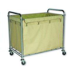 Linen Square Trolley