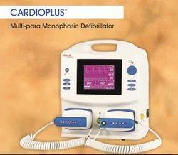 Schiller Cardio Plus Monophasic Defibrillator