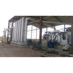 Oil / Gas Fired Aluminum Melting Furnace Machine