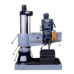 Deep Hole Radial Drilling Machine (75 mm)