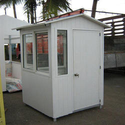 Steel Portable Cabin