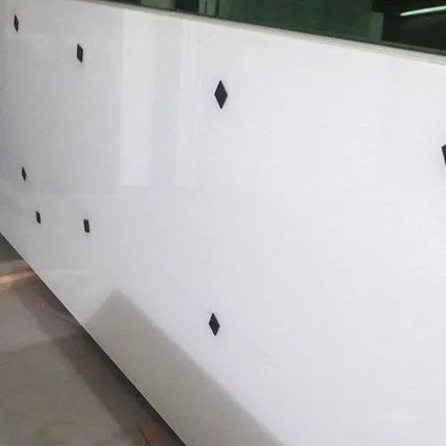 Saint Gobain Lacquered Glass, Thickness: 4 to 19 mm