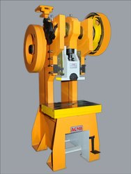 Mild Steel Power Press Machine